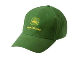 Cap John Deere Green