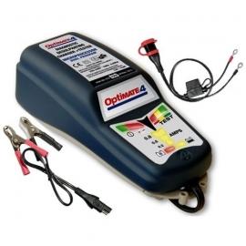 Acculader Druppellader Conditioner voor Zitmaaier OptiMate4