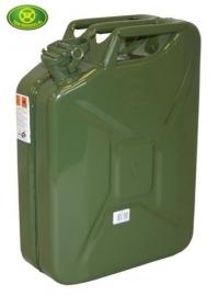 Stalen Jerrycan 20 liter