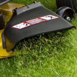 Deflector voor John Deere X100 Series