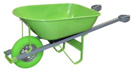 Kruiwagen - Handkar met draaiende handgrepen 149 kg laadvermogen