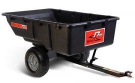 Aanhangwagen voor Zitmaaier 385 kg laadvermogen