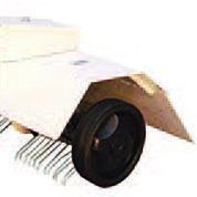 Verticuteerunit voor Lazer P55 Tweewielige Trekker
