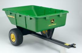 Aanhangwagen voor Zitmaaier 295 kg laadvermogen