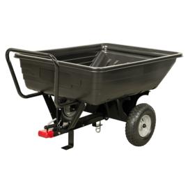Aanhangwagen voor Zitmaaier 160 kg laadvermogen