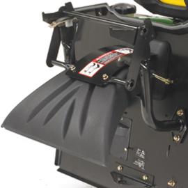 Deflector - Verdeelplaat voor John Deere X100 Series
