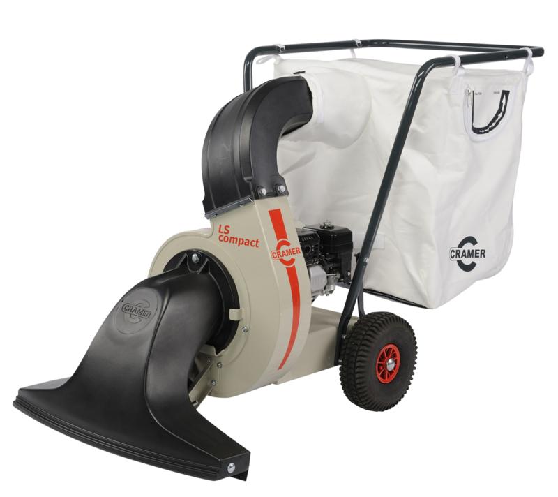 Blad- en Afvalzuiger Cramer LS 3500 Compact