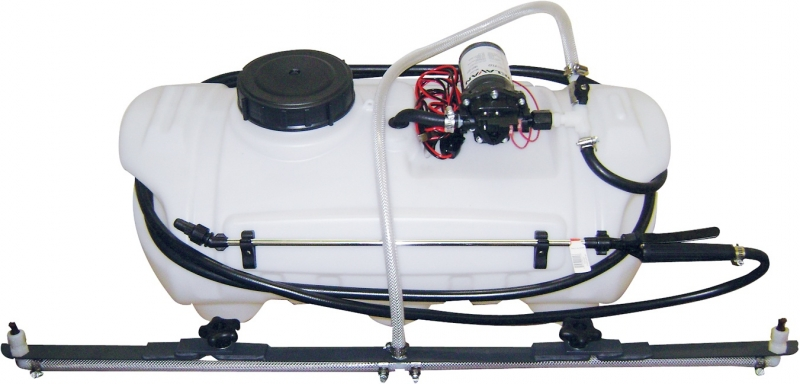 Sproeier voor Quad en Zitmaaier 56 Liter