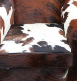 Tricolor koeienhuid