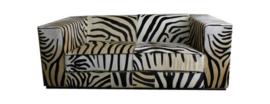 Kubus 2-zits zebrabank