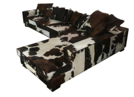 Luxury Cowskin Sofa