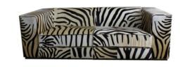 Kubus 2.5-zits zebrabank