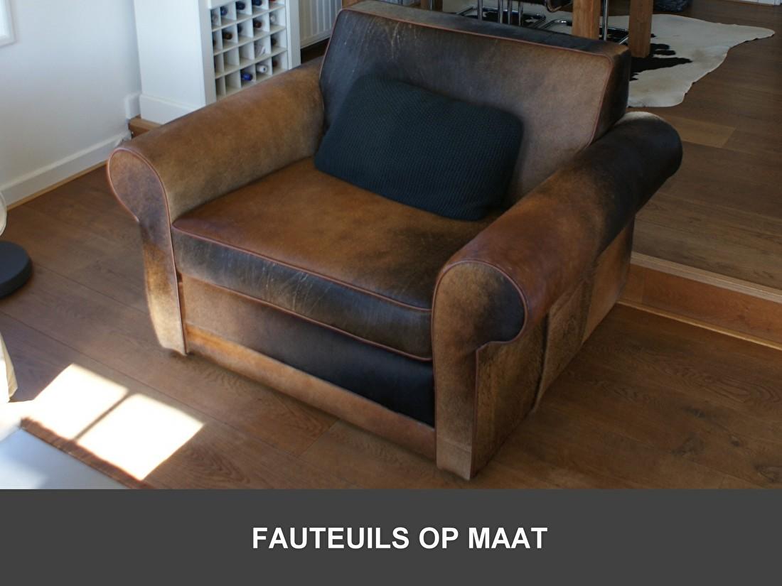 FAUTEUILS OP MAAT