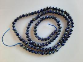 Lapis lazuli kraal natuurlijk 3.3 mm