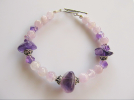 "Armband ""Cape Purple"""