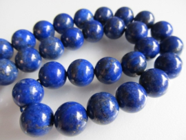 Lapis Lazuli kraal rond 12 mm