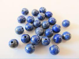Lapis Lazuli kraal natuurlijk rond 6.3-6.5 mm