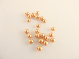 Swarovski Parel Vintage Gold 3 mm