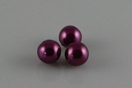 Glasparel burgundy 8 mm