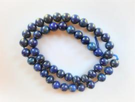 Lapis Lazuli kraal rond 8-8.5 mm