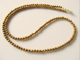 "Ketting ""Little Antique Gold"""