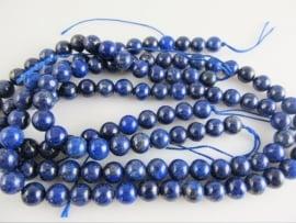 Lapis Lazuli ronde kraal 6 mm
