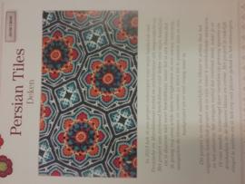 Persian Tiles + patroonblad