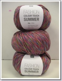 Katoen ~ Fashion Colour Touch Summer