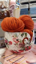 "Yarn Bowl ""Roses"""