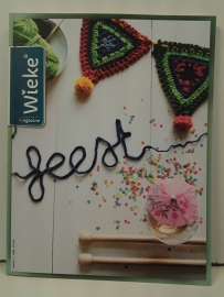 """Wieke Magazine   """"FEEST"""""""