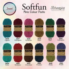 Softffun Colour Pack ~ Jewel