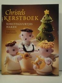 Christels kerstboek , kerstfiguurtjes haken