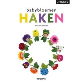 Baby bloemen haken