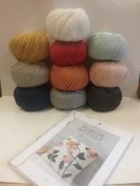 Essentials Mega Wool assortiment + boek