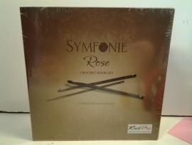 KnitPro haaknaaldenset ' Symfonie Rose '