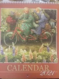 Inge Löök ~ kalender 2021