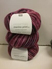 Essentials Merino Print dk 002