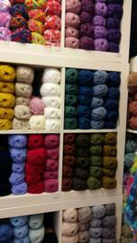 Pakket Highland Heathers alle 19 kleuren