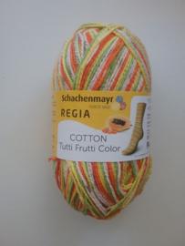 Regia Cotton Tutti Frutti Color papaya - 2417