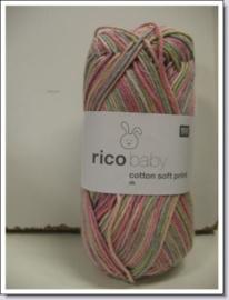 Rico Baby Cotton Soft print dk 017