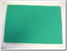 Wolvilt , Groen - Blauw 50