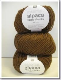 Alpaca blend chunky 383.158.014