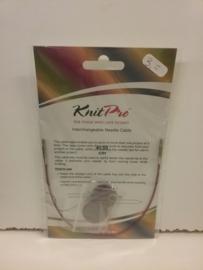 KnitPro kabel 40 cm.