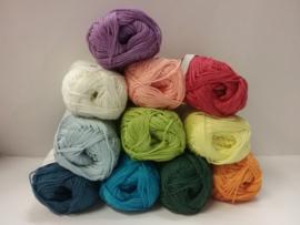 Catania pakket 11 nieuwe  kleuren