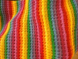 regenboogdeken