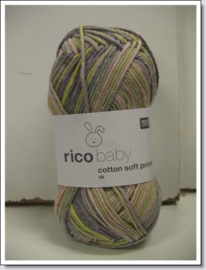 Rico Baby Cotton Soft print dk 018