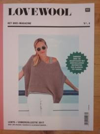 Patroonboek Rico Design Love Wool nr.04