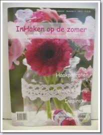 Tijdschrift  Inhaken op de  Zomer nr.1 2013