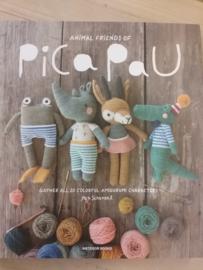 Animal friends of PicaPau , Nederlands