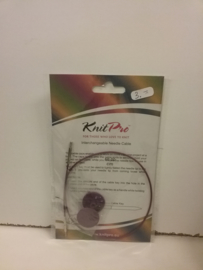 KnitPro kabel 60 cm .